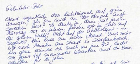 Liebesbrief Schreiben Lassen